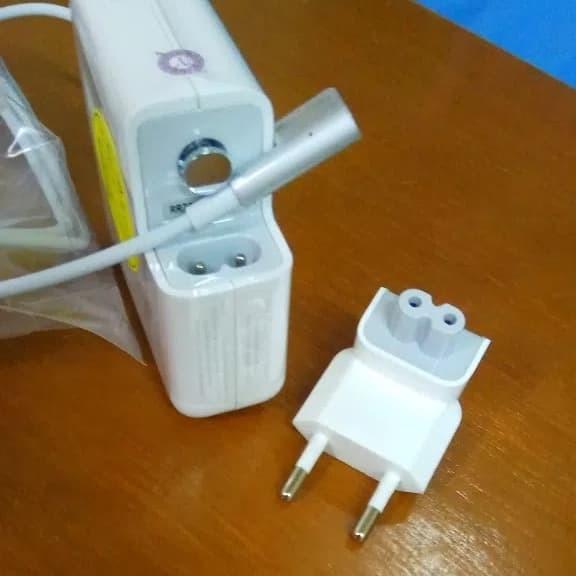 Foto Produk Charger Adaptor MacBook Pro 2008 2009 2010 2011 2012 Magsafe 1 60W ORI dari SS OLSHOOP