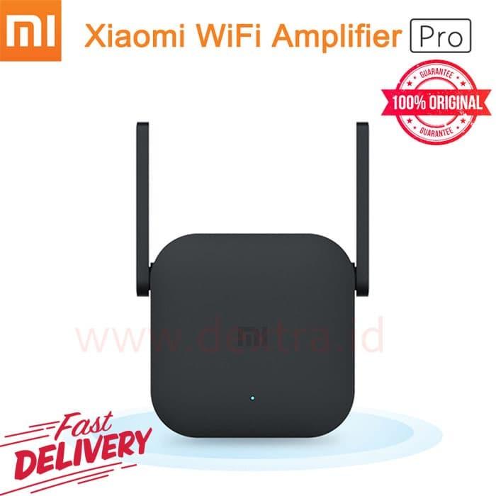 harga Xiaomi pro 300mbps wifi amplifier wireless wifi signal extender Tokopedia.com