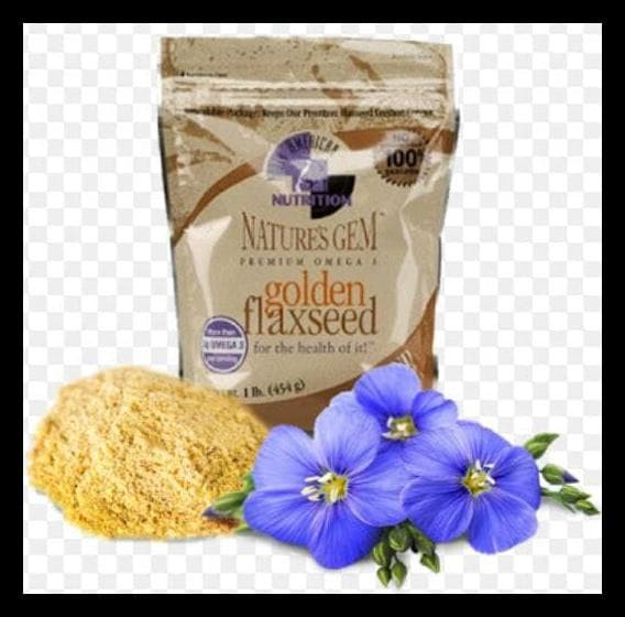 Foto Produk Promo Nature' Gem Premium Golden Flaxseed dari Anggis Shop.ID