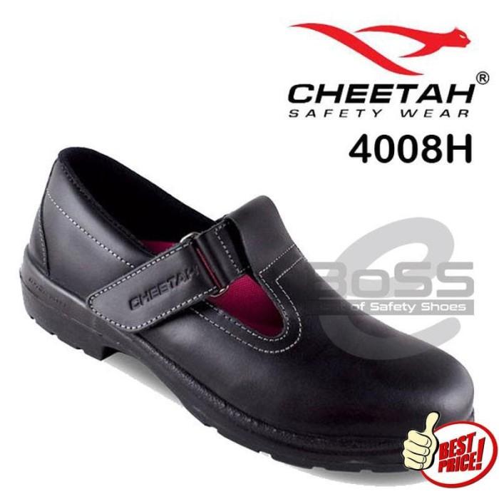 Jual Sepatu Safety - Cheetah 4008H for woman girl - nay28shop ... 72569e9464