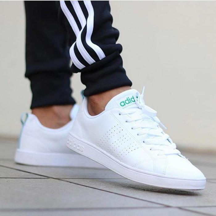 Jual Adidas Neo Advantage Clean Green