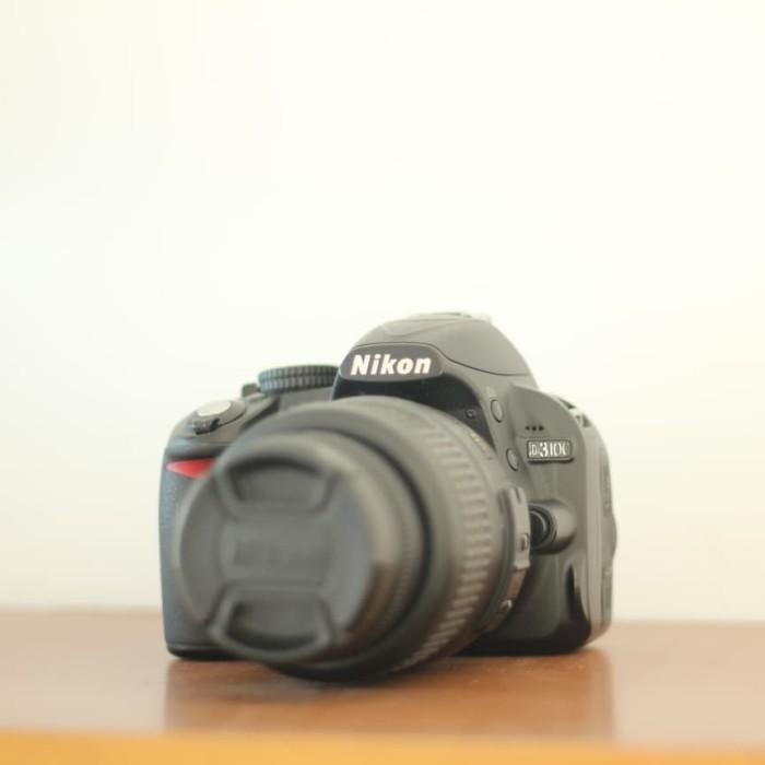 Jual Kamera Nikon D3100 Dan Lensa Kit 18 55 Vr Jakarta Timur Toko Kamerah Tokopedia