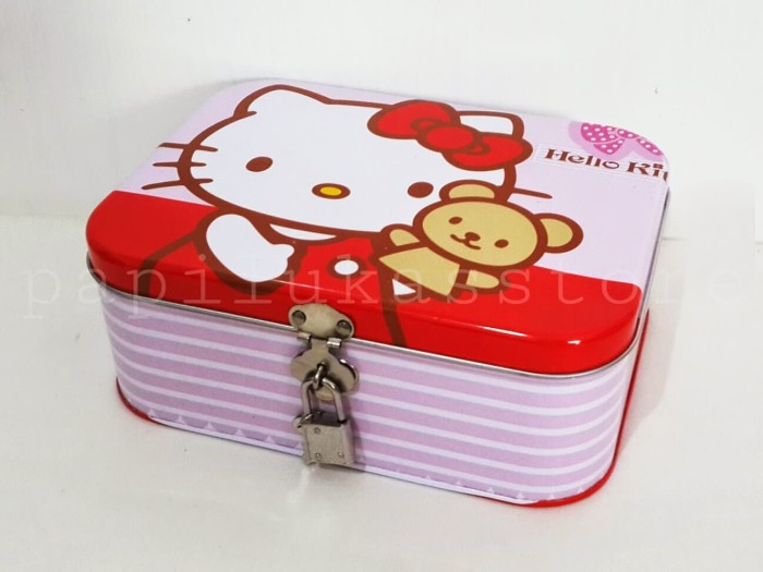 Box Hello Kitty Gembok