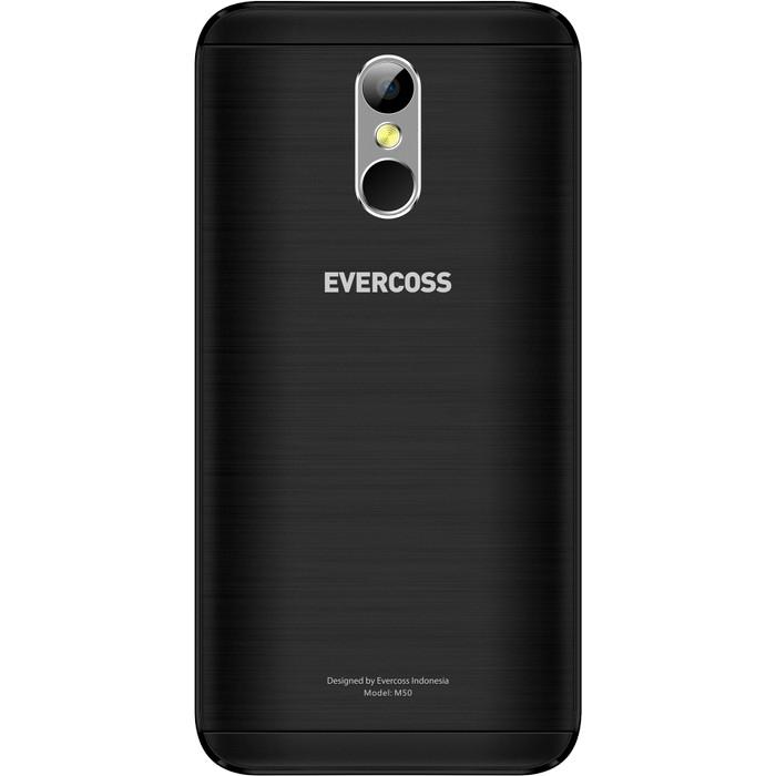harga Evercoss m50 4g - hitam Tokopedia.com