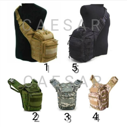 harga Tas sling bag selempang 803 army adventure loreng camera cordura Tokopedia.com