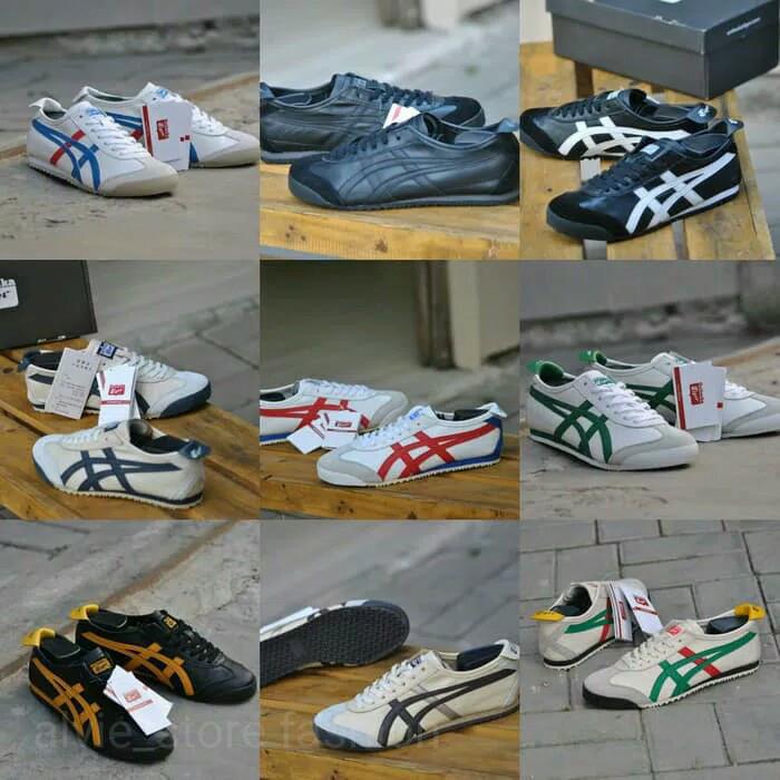Jual Sepatu Asics Onitsuka Tiger
