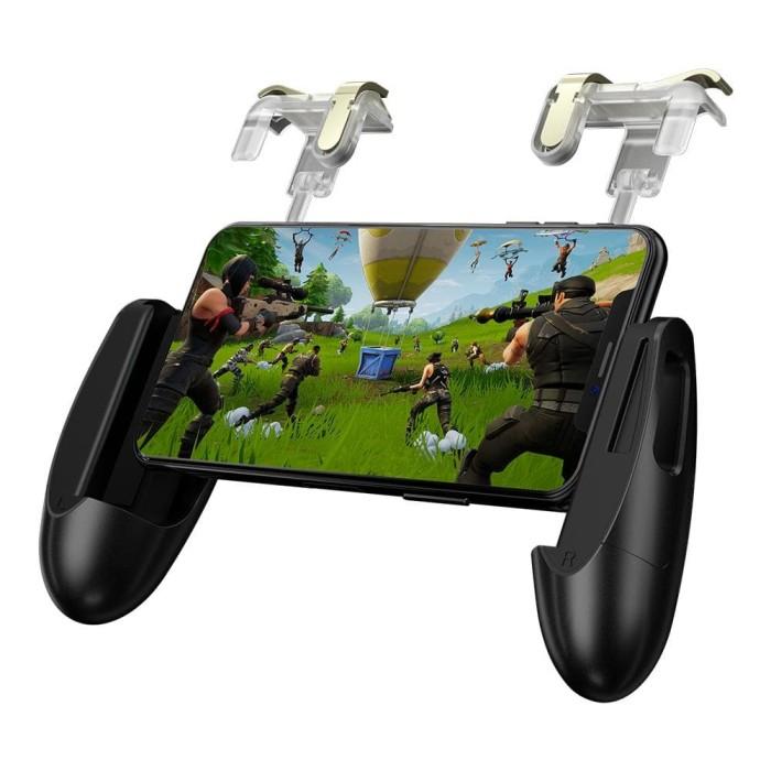 Foto Produk GameSir F2 Firestick Grip - Mobile Joystick Gamepad Wired dari Clover Gaming Indonesia