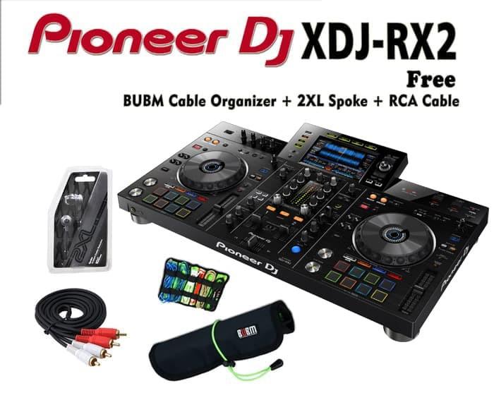 harga Pioneer dj xdj-rx2 | pioneer xdj rx2 | xdjrx2 + bonus Tokopedia.com