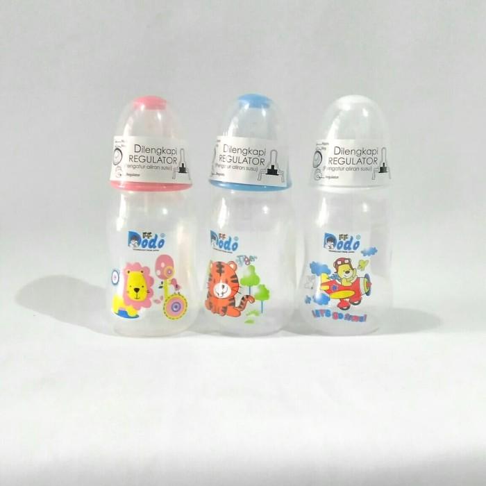 Dodo botol susu innova 60ml #botol susu dengan regulator anti sedak