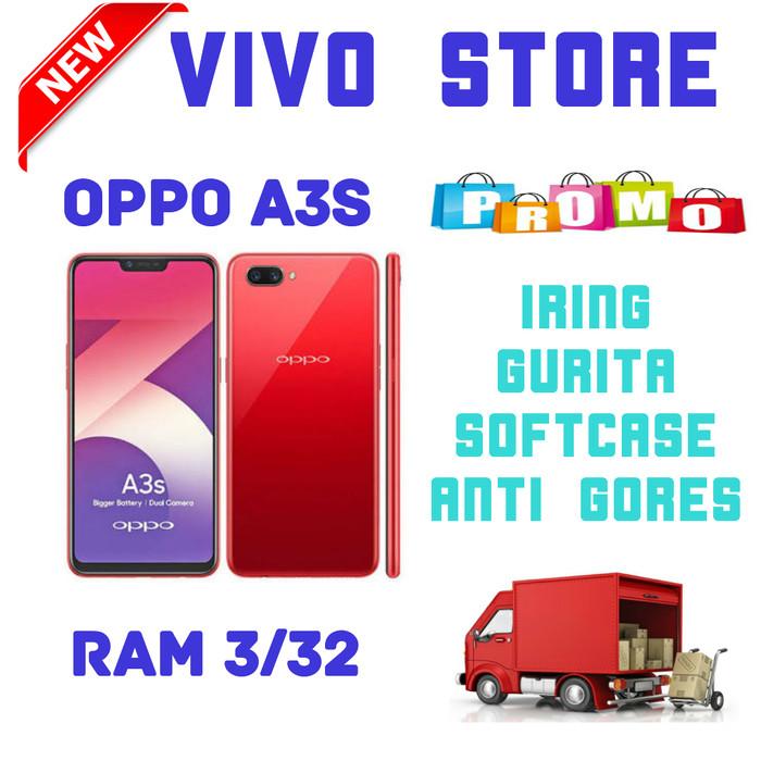Jual Oppo A3s Ram 3 32 Garansi Resmi Oppo Indonesia 1th Ungu