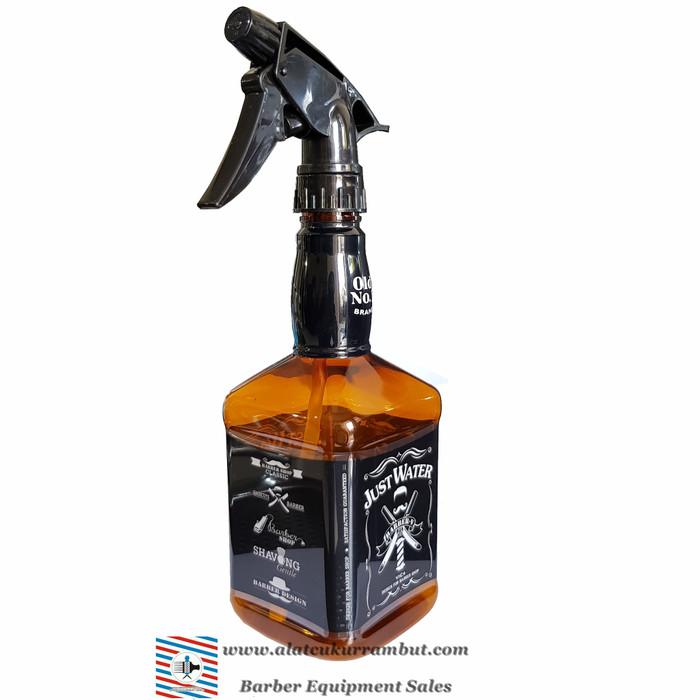 Foto Produk Botol Semprot Air / Botol Spray Untuk Barbershop Dan Pangkas Rambut. dari alat cukur rambut
