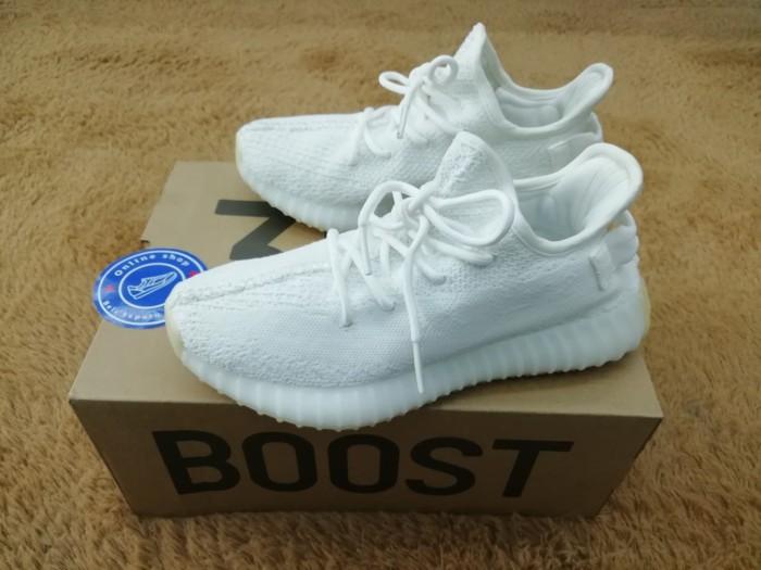 f18ba335 ... adidas yeezy boost 350 triple white unauthorized authentic