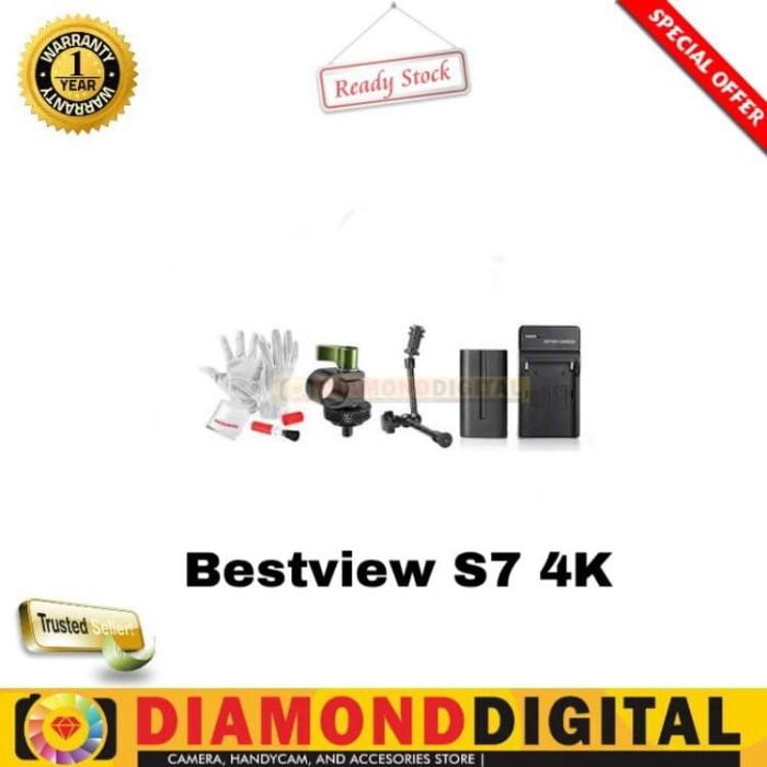 Jual Bes tview S7 4K HDMI Support 7 inch Full HD 10 BIT Monitor - Jakarta  Utara - Diamond Digital88   Tokopedia