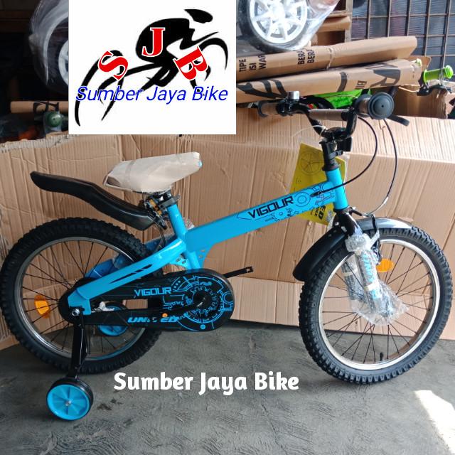 harga Sepeda bmx 18 inch united vigour Tokopedia.com