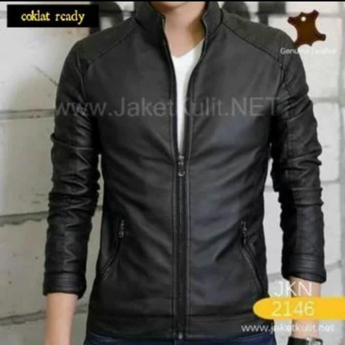 Jual JLS new jaket kulit domba asli model terbaru Garut - Jakarta ... 657a6c9c59