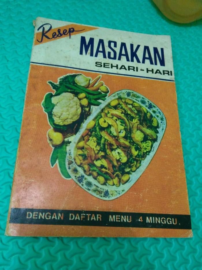 Resep Masakan 1 Minggu Masakan Mama Mudah