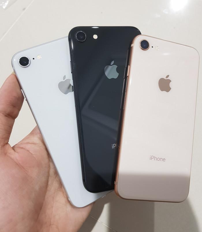 Penampakan iPhone 8, akan mirip dengan iPhone SE 2.