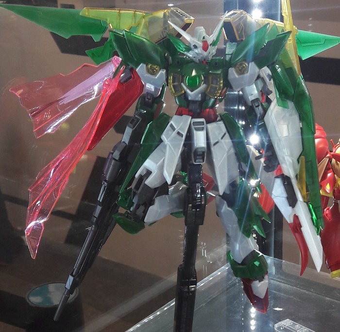 14 Gundam Fenice Rinascita Clear Color You Never Seen Before 7