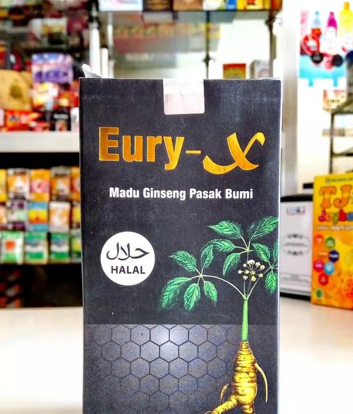 Eury-X. Madu Ginseng
