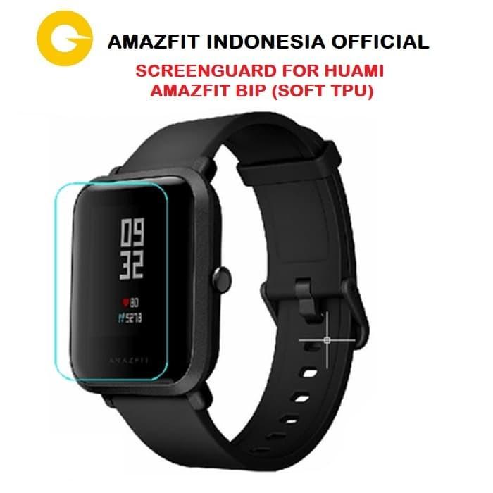 Foto Produk Screen Guard / Anti Gores For Huami Amazfit BIP dari Amazfit Indonesia
