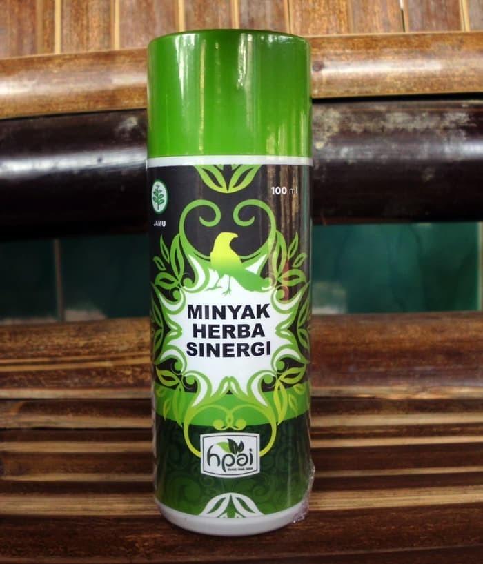 Foto Produk Minyak Herba Sinergi / Butbut untuk bengkak, pegal, kram, asma dll dari griyaherbalsolo