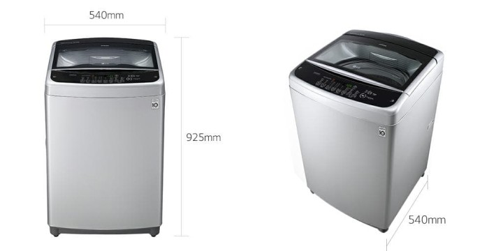 harga LG T2108VS2M Mesin Cuci TOP LOADING Inverter 8 kg T2108 Garansi Resmi Tokopedia.com