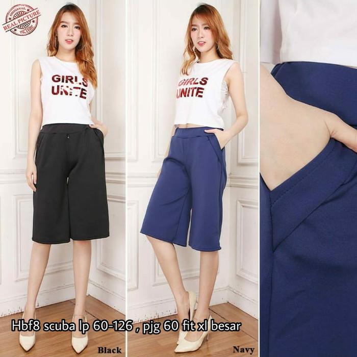 Foto Produk Basic Pants #celana3/4 dari Dafta Shop