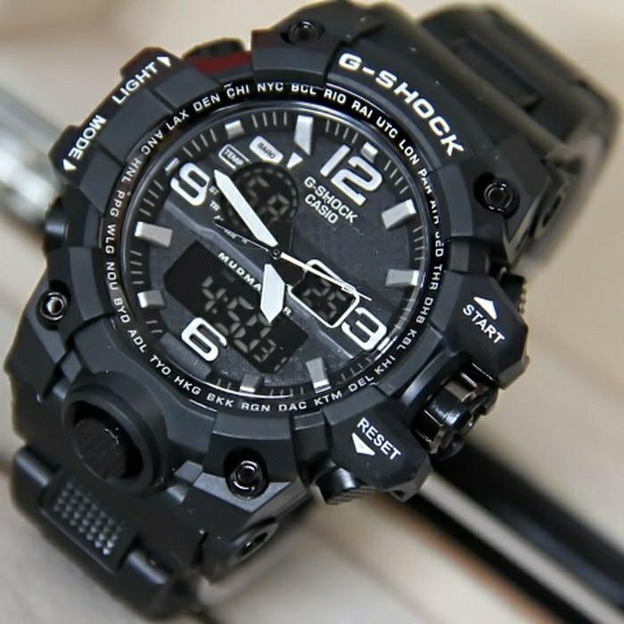 980b5be215e Jam tangan sport pria wanita digital analog casio G-Shock