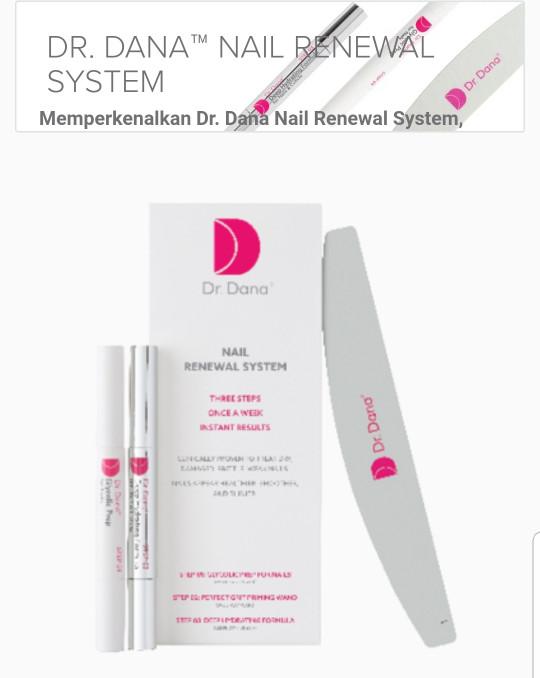dr dana nail renewal system
