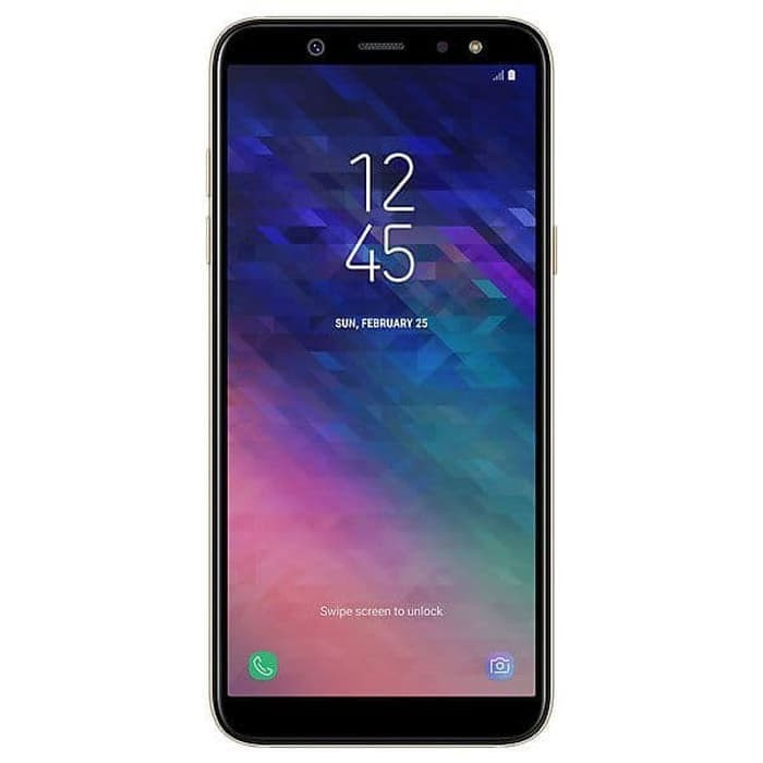 samsung galaxy a6 black
