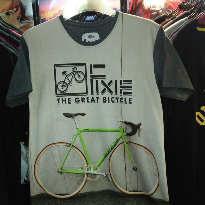 Foto Produk Kaos/Baju/Tshirt Fullprint 3D Thailand Sepeda BMX Zone dari Karim Cloting