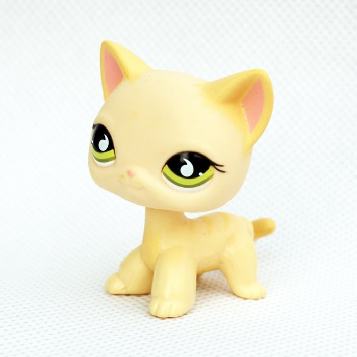 harga Littlest pet shop hasbro #733 shorthair Tokopedia.com