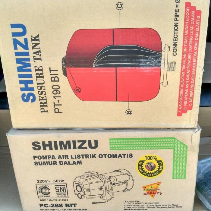 Info Mesin Jet Pump Shimizu Hargano.com