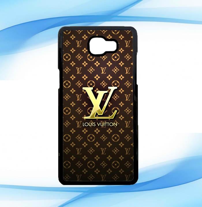 Jual Casing For Samsung Galaxy J7 Prime Louis Vuitton Gold Kota