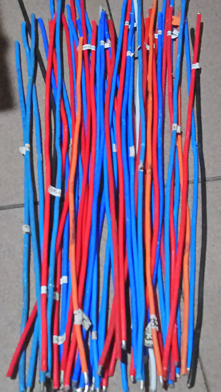 Harga Jual Kabel Teflon Semirigid 4 1mm 50 Ohm Panjang Rata2 40 Cm Teplon Rg58 41mm