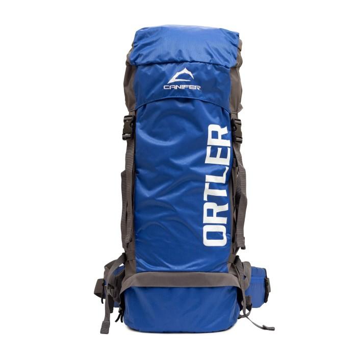 Tas Carrier|Tas Gunung Canifer 60 L Biru