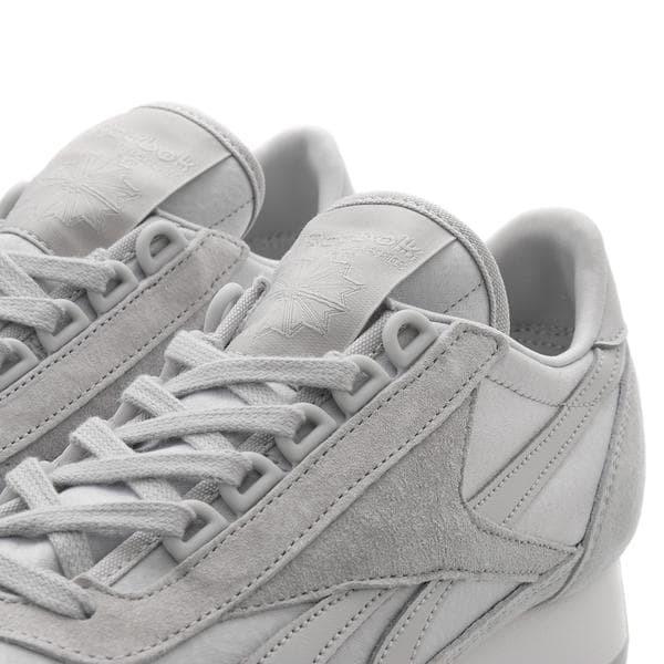 0d88b7efefc Jual Sneaker Reebok Aztec OG x Face Stockholm   Solid Grey BS7877 ...
