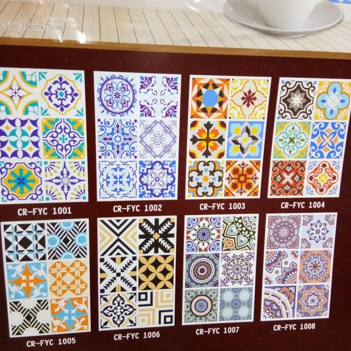 Jual Stiker Tiles Lantai