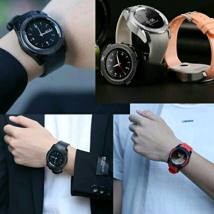 HP HANDPHONE JAM TANGAN ANAK SMARTWATCH SMART WATCH SAMSUNG OPPO AS