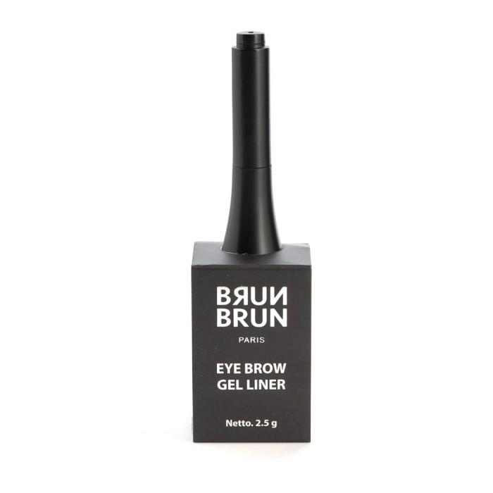 harga Brunbrun paris eye brow gel liner - brown Tokopedia.com