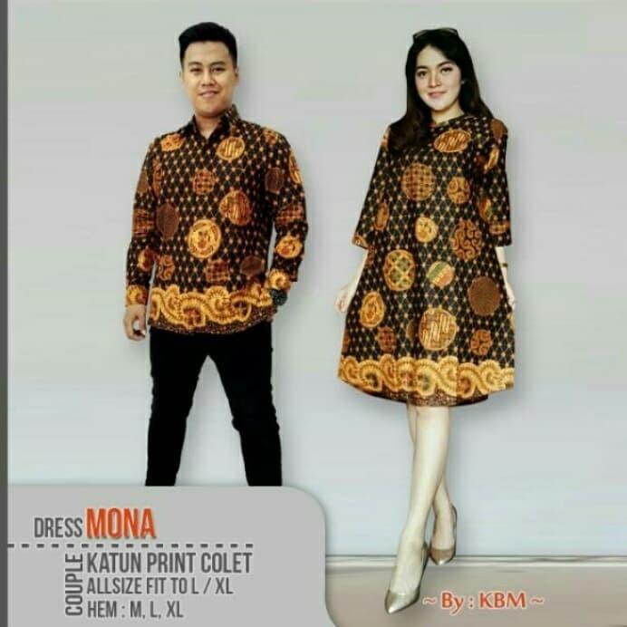 Jual Couple Batik Keluarga Modern Couple Batik Anak Muda Kab Sragen Gamis Remaja Muslimah Tokopedia