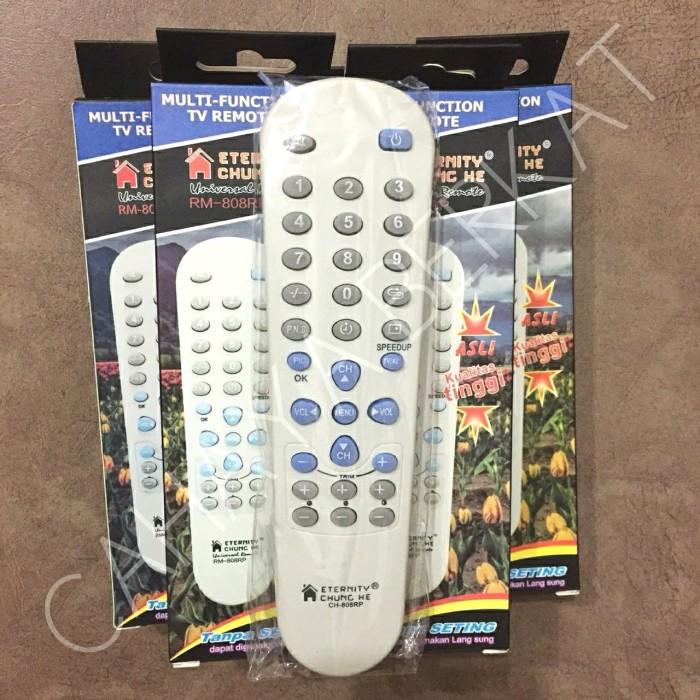Remot / Remote TV SANYO / TV CINA CHUNG HE RM-808RP KW
