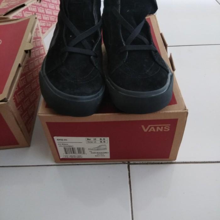 d12bb72c91 Jual Sepatu Vans Sk8-hi Size 40