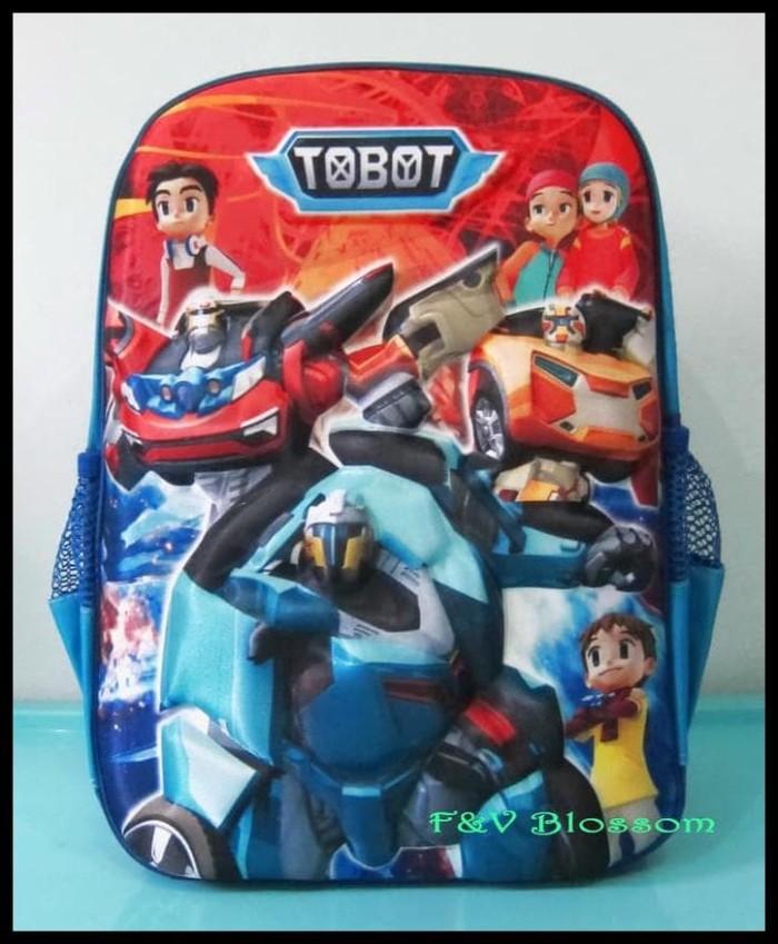 Jual Harga Terbaik Tas Sekolah Anak Ransel Backpack Sd Timbul Hard ... 22cc85fcae