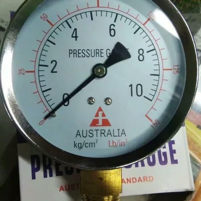Pressure gauge 4