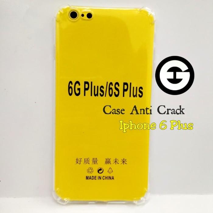 ANTI CRACK CASE IPHONE 6 PLUS SOFTCASE CLEAR BENING IPHONE 6 PLUS