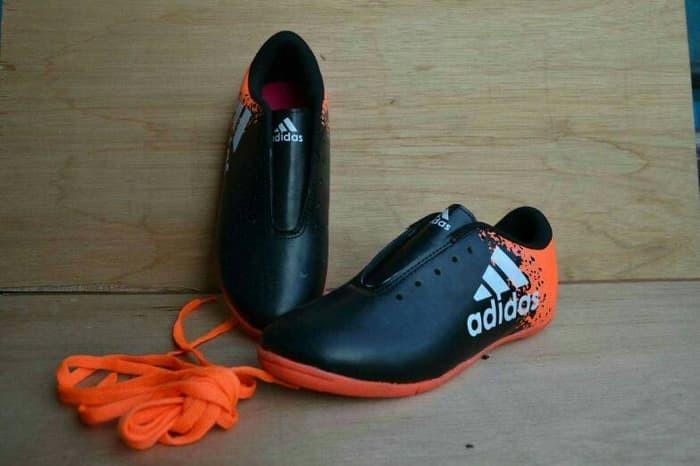 Sepatu futsal adidas anak kids cowok olahraga running nike sport Bes 064afd7f33