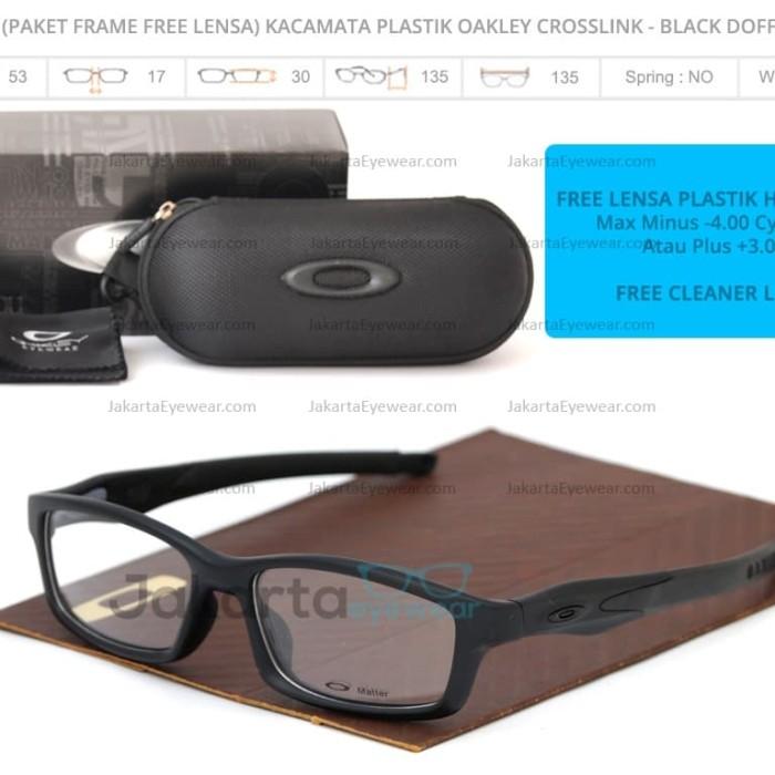 Jual (Paket Lensa Photochromic   Blueray   Progressive) Oakley ... 8e9bf865e6