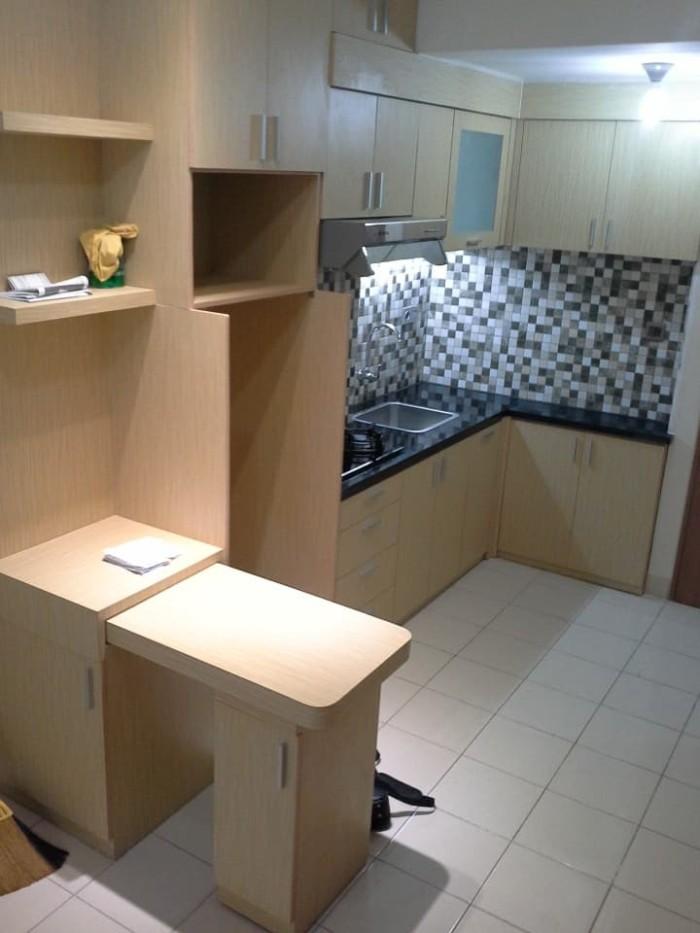 Jual Paket Interior Apartemen Furniture Rusunami Studio 2 Kamar Tidur Jakarta Barat Rakon Interior Tokopedia
