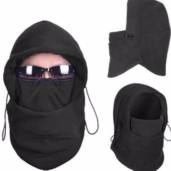harga Baff masker balaclava bandana kupluk topi helm polar 6 in 1 full face Tokopedia.com